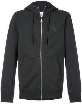 Nike rotated logo hoodie