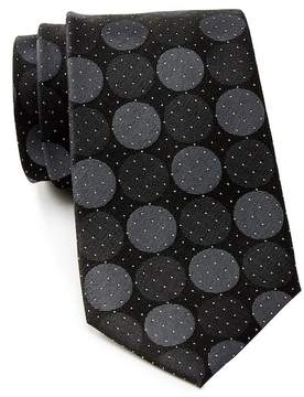 Kenneth Cole Reaction Carnival Dot Silk Tie