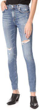 A Gold E AGOLDE Sophie High Skinny Jeans