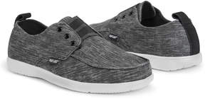 Muk Luks Black Billie Slip-On Sneaker - Men