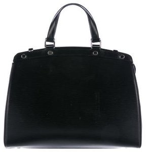 Louis Vuitton Epi Brea MM - BLACK - STYLE