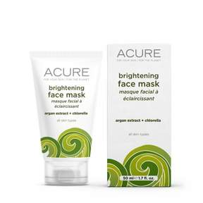 Acure Organics Brightening Face Mask