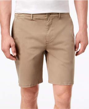 DKNY Men's Sateen Stretch Shorts, Created for Macy's