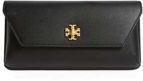 Tory Burch Kira Leather Envelope Clutch