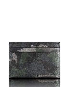 Tumi Nassau Sig Slim Card Case