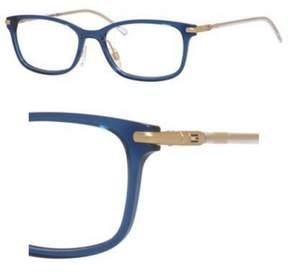 Tommy Hilfiger Eyeglasses T_hilfiger 1400 0R21 Blue Crystal