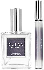 CLEAN Cashmere Eau de Parfum & Rollerball Duo