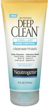 Neutrogena Deep Clean Long Lasting Cleansing Mask