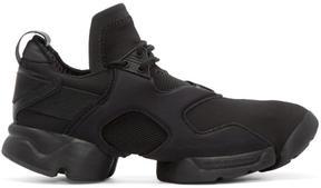 Y-3 Black Neoprene Kohna Sneakers