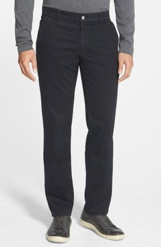 AG Jeans Men's 'The Lux' Tailored Straight Leg Chinos
