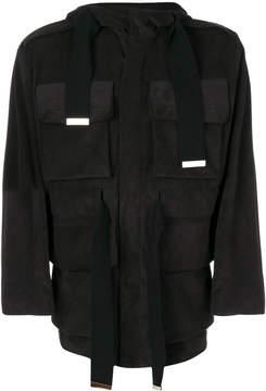 Miharayasuhiro cargo jacket