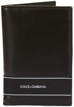 Dolce & Gabbana Logo Panel Long Wallet