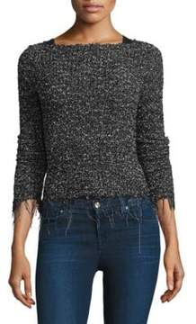 Bailey 44 Speckled Roundneck Sweater