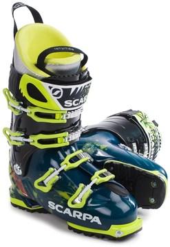 Scarpa Freedom SL Alpine Touring Ski Boots (For Men)