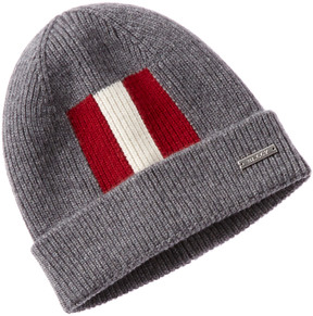 Bally Trainspotting Wool Stripe Beanie