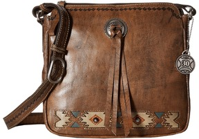 American West - Native Sun Crossbody Cross Body Handbags