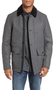 Barbour Men's Chingle Wool Blend Deck Jacket