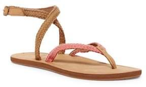 Reef Gypsy Wrap Blush Sandal (Women)