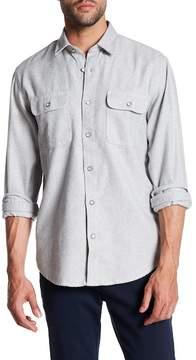 James Campbell Vito Long Sleeve Regular Fit Shirt