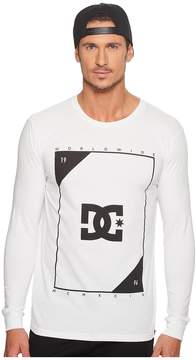 DC Theory Long Sleeve Tee Men's T Shirt