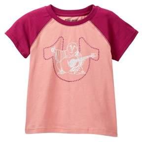 True Religion Raglan Tee (Toddler & Little Girls)