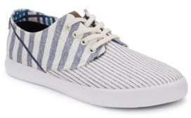 Ben Sherman Ron Pinstripe Sneakers