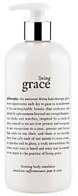 Philosophy Living Grace Firming Body Emulsion,16 Oz