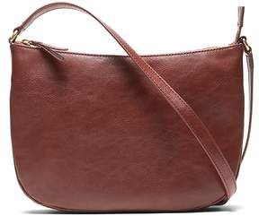 Banana Republic Vegan Leather Essential Crossbody