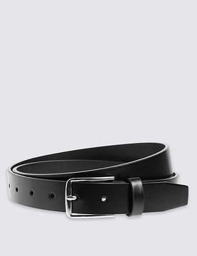 Marks and Spencer Rectangular Buckle Formal Belt