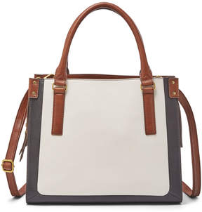 Fossil Claire Satchel