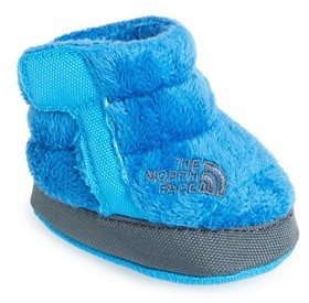 The North Face Infant Boy's Faux Fur Bootie