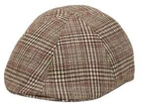 San Diego Hat Company Men's Plaid Ivy Sdh2021.