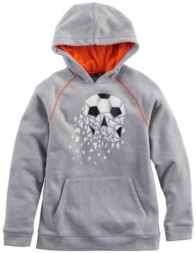 Tek Gear Boys 8-20 Soccer Ball Hoodie