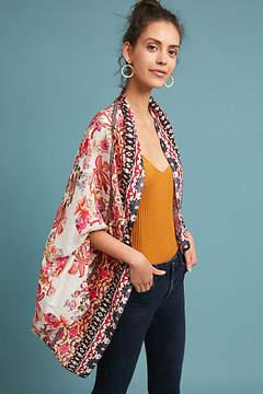 Cocoon Kimono in assorted