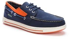 Eastland Men's Detroit Tigers Adventure Boat Shoes
