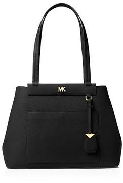 MICHAEL Michael Kors Meredith Medium East/West Bonded Leather Tote