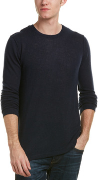 Autumn Cashmere Crewneck Cashmere Sweater