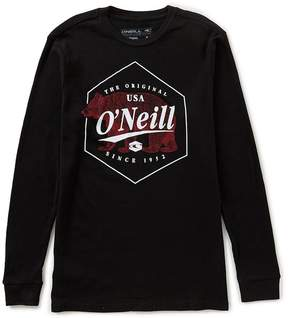 O'Neill Ranger Long-Sleeve Thermal Crew Pullover