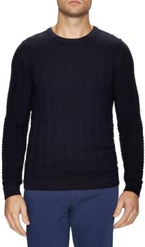 J. Lindeberg Men's Jason Crewneck Sweater
