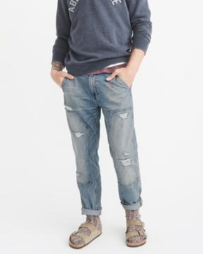 Abercrombie & Fitch Carpenter Jeans