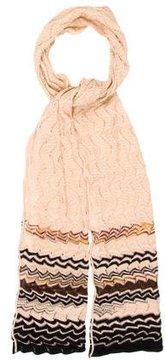 M Missoni Open Knit Scarf