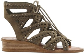 Sole Society Maygan mini wedge sandal