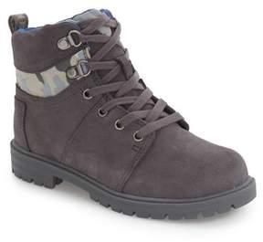 Toms Summit Waterproof Boot (Little Kid & Big Kid)