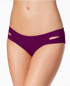Becca Color Code Cutout Hipster Bikini Bottoms Women's Swimsuit
