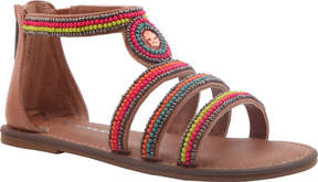 Nina Dutch Ornamented Sandal (Girls')