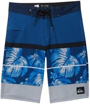 Quiksilver Slab Prints Board Shorts (Big Boys)