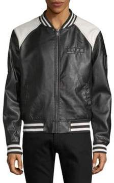 Members Only Classic Bomber Jacket
