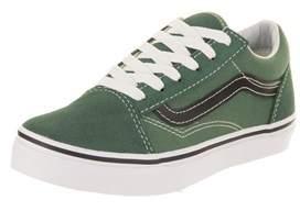 Vans Kids Old Skool Skate Shoe.