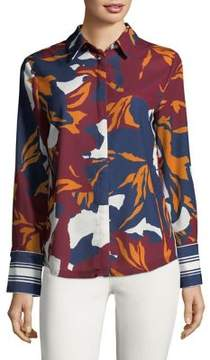 C/Meo CMEO COLLECTIVE Printed Button-Down Shirt