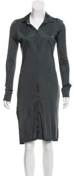 Calvin Klein Collection Midi Shirtdress w/ Tags
